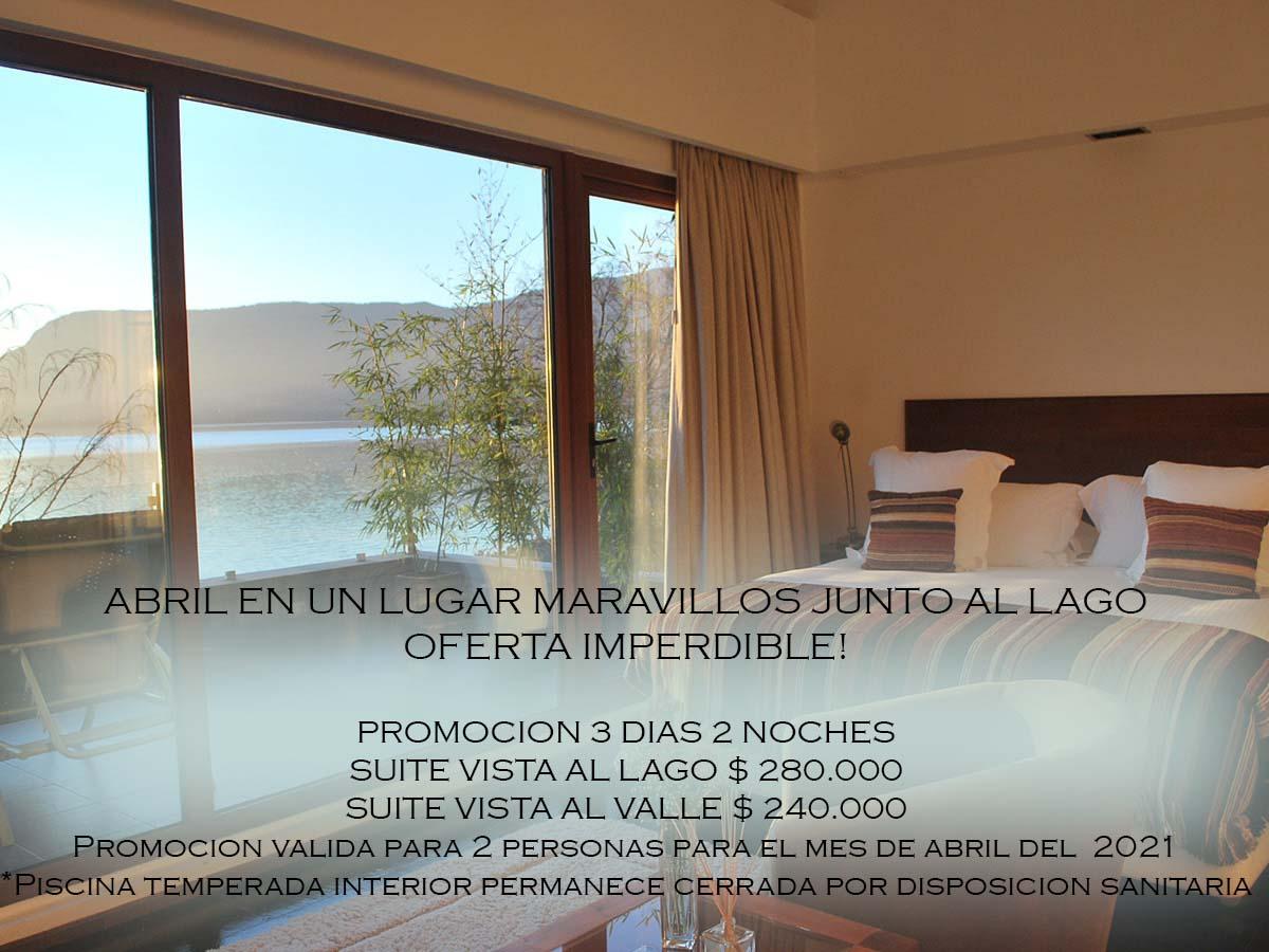PLaya Lago Pucon Oferta Hotel
